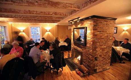 By visiting in the spring, you can avoid the long waits at Cape hot spots like Ten Tables in Provincetown.