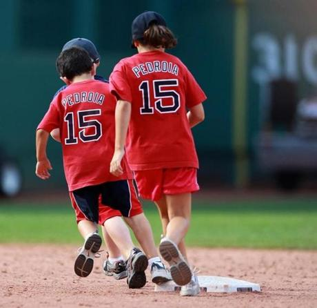 In recent years, the Red Sox have allowed young fans to run the bases at Fenway Park after select games.