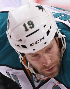 Long removed from Boston, Joe Thornton is still among the NHL's best.