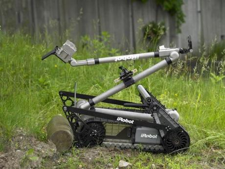 iRobot's Warrior model has been used to perform military missions. In an industrial setting, it would conduct inspections and perform routine maintenance.