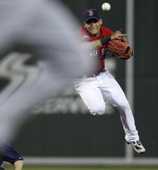 How long until Jose Iglesias is turning double plays at Fenway Park?