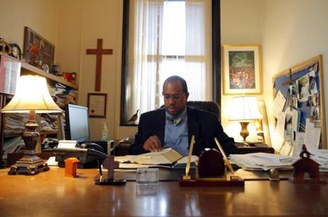 The Rev. Gregory Groover had big dreams for the congregation.