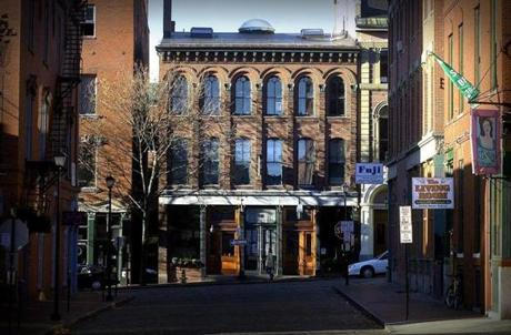 Great escapes photo 8 of 11 pictures the boston globe - Portland maine hotels old port district ...