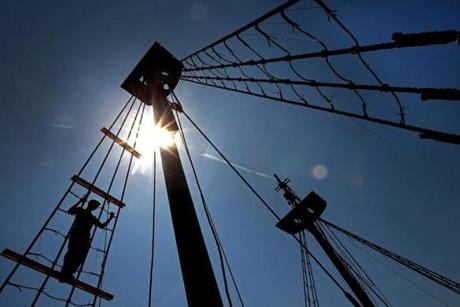 After years of construction and setbacks, the new Boston Tea Party Ships & Museum has opened to the public.