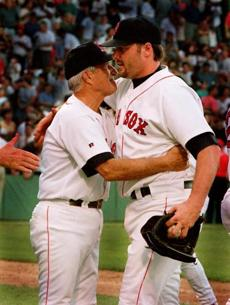Pesky served as an advisor in the dugout to Red Sox coaches and players, including Roger Clemens, for many years.
