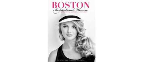 "<b>LOOKING FOR INSPIRATION</b>: Your mother inspires you. This book of portraits by Bill and Kerry Brett, of notable women in and around Boston, will inspire her. ""Boston, Inspirational Women,"" $34, available at Three Bean Press, <a href="