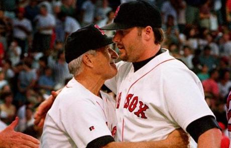 Pesky served as an adviser to Red Sox coaches and players, including Roger Clemens, for many years.