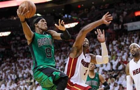 Rondo was the star of the game, playing all 53 minutes and scoring a game-high 44 points.