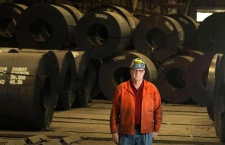 Steel Dynamics posted $8 billion in net sales last year.