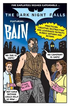 The Dark Knight Falls - Featuring Bain