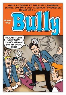 Mitt Romney - Bully