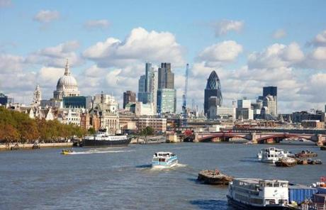 London will provide the backdrop for much of the Olympic Marathon and other events.
