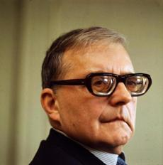 Dmitri Shostakovich wrote his Blok song cycle following a heart attack in 1966.