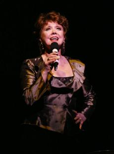"Donna McKechnie will perform in a benefit show, ""My Musical Comedy Life."""