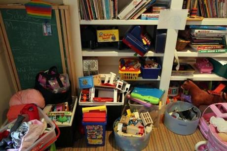 """I'm saving them for my grandchildren,"" Pohl said of the toys in her Weston home."