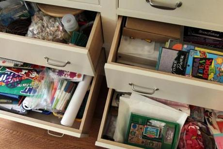 New research by UCLA-affiliated social scientists shows that  American families are overwhelmed by clutter.