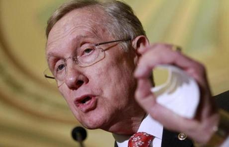 Senate Majority Leader Harry Reid, of Nevada, praised the justices for their decision.