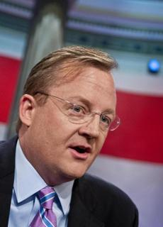 """The one thing he could do . . . to clear up whether or not he's done anything illegal"" is to release more tax returns, Robert Gibbs said."