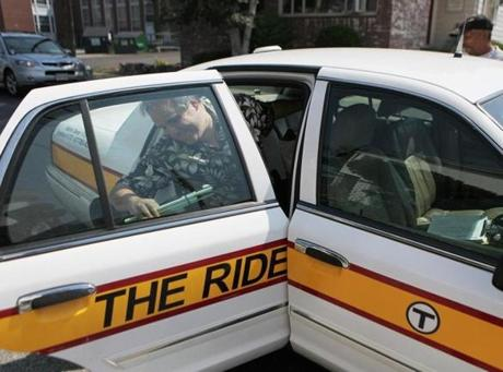 Some senior and disabled patrons said the cost of The Ride has left them virtually house-bound.