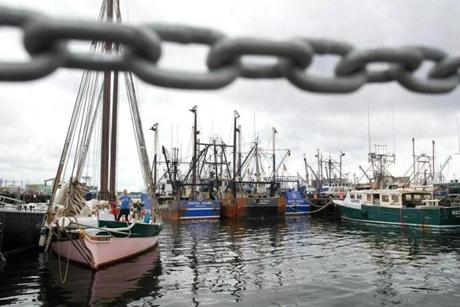 New Bedford, the number one US seaport by annual revenue from fishing, already has depots, docks, and repair facilities.