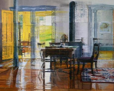 """Large Interior"" by Chris Baker."
