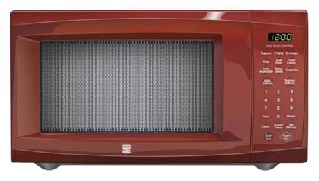 > 6 COUNTERTOP MICROWAVE by Kenmore, $113.99 at Kmart, 350 Grossman Drive, Braintree, 781-843-5400; 180 Main Street, Saugus, 781-231-0404; and other locations, kmart.com