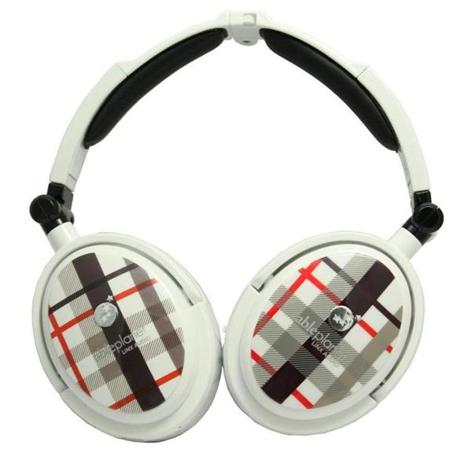 > 7 EXTREME FOLDABLE ACTIVE NOISE-CANCELING HEADPHONES by AblePlanet, $84.14 online only at sears.com