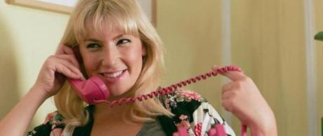 Ari Graynor, who is also one of the movie's producers, plays Katie, united unexpectedly with a former college enemy, Lauren.