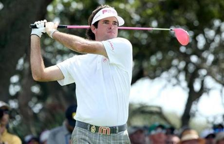 Bubba Watson on driving distance: