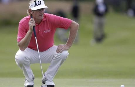 Brandt Snedeker on minimizing the number of putts: