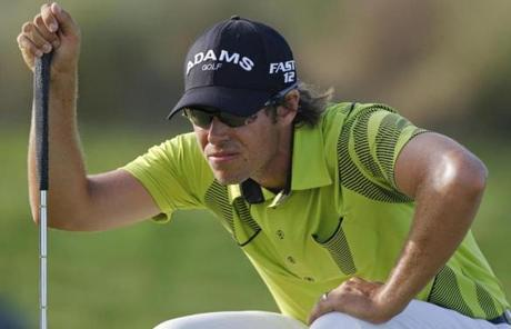 Aaron Baddeley on gaining strokes on the green: