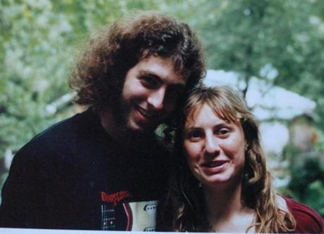 Neil and Trista in 2002.