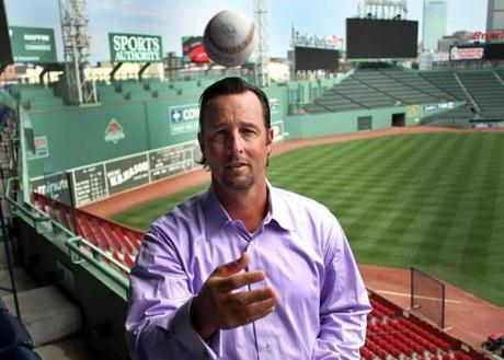 """[The film] was a good forum to talk about the knuckleball and the mystique of it — and the fraternity among all of us who throw it: the ups and down of the pitch, the way we're looked at as a kind of circus act or freak show sometimes,"" says Tim Wakefield."