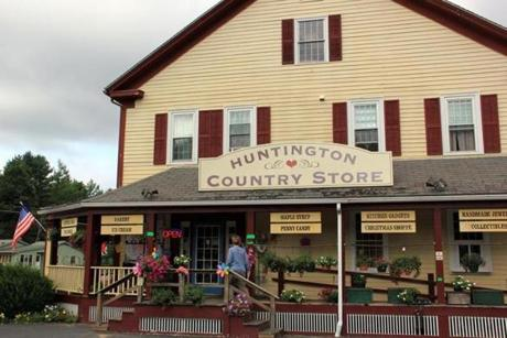 The Huntington Country Store.