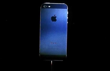Apple  unveiled a new version of the iPhone at an event Wednesday in San Francisco.