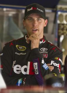 Denny Hamlin saw a golden chance to land a top crew chief and offered Darian Grubb the job.