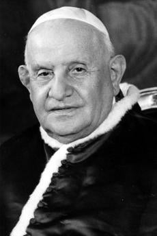 Pope John XXIII in 1962.