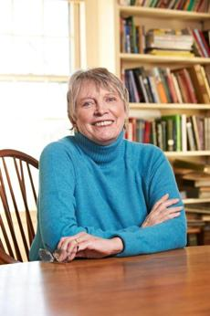 "Lois Lowry wraps up her ""Giver"" series with ""Son."""