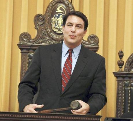 In 2010, Richard Tisei gave up his state Senate seat and waged an unsuccessful campaign for lieutenant governor.