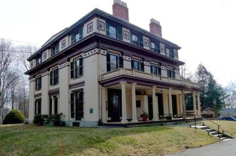The Forbes House Museum in Milton, Mass. houses artifacts from brothers Captain Robert Bennett Forbes and John Murray Forbes, both China Trade merchants, and a replica of Lincoln's birthplace.