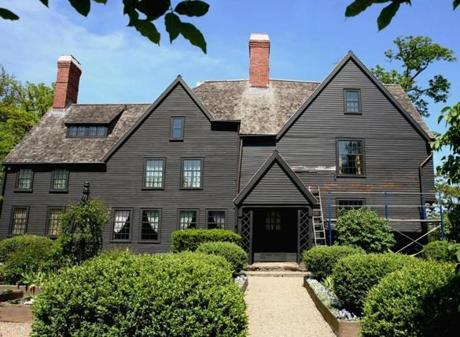 House of the Seven Gables in Salem, which is actually five house museums together, inspired Nathaniel Hawthorne's classic novel.