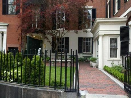 The Nichols House Museum allows visitors to revel in the traditional image of a high-society Beacon Hill home.