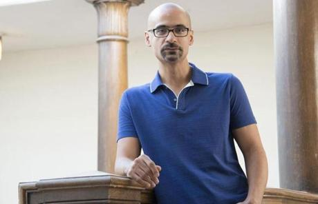 Junot Diaz draws inspiration from the lives and history of Hispanics.