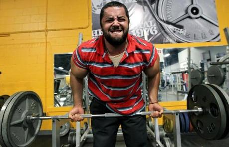 "Ismail says he could not afford steroids even if he wanted them. ""I'm a guy who works in a gas station,"" he said. ""I'm not Bill Gates."""
