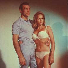 "1. Ursula Andress as Honey Ryder in ""Dr. No"" (1962): It's difficult to call Andress the most stylish Bond girl given that she had a difficult time wearing a pair of pants: in one scene she's got them, in the next they've mysteriously disappeared. But as the shell diver who doesn't believe in scuba gear, Andress remains the quintessential Bond girl."