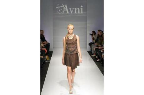 Avni Trivedi's designs represent the