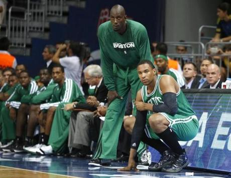 Rookie Jared Sullinger (right) had 16 points in the loss.