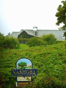 Nashoba Valley Winery began as a pioneering fruit winery in Bolton in 1978. It now makes grape wines, brews beers, and distills spirits.