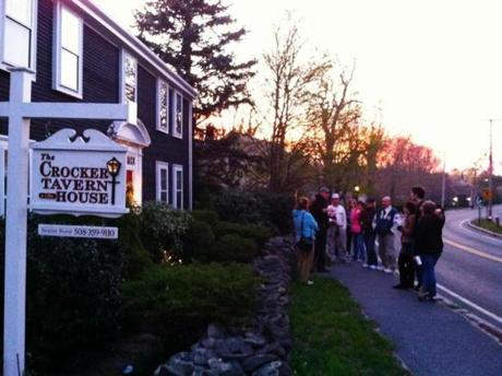 Crocker Tavern on the Cape Cod Haunted & History Tour