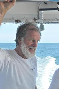 Ken Nedimyer, founder of the Key Largo-based Coral Restoration Foundation